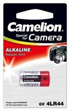 2 x 4LR44 Batterie Camelion V4034PX V28PXL Alkaline 6V
