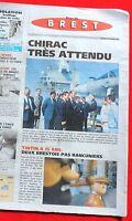 Tintin dans la Presse - Tintin à 75 ans - Le Télégramme  2004