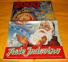 FRATE INDOVINO - Calendario - Anno 2000 - ..Discese dal Cielo