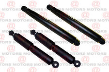 Front & Rear Shock Absorbers Suspension Fits Nissan Frontier 98-01 Life Warranty