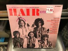 Hair An American Love Rock Musical LP RCA special collectors edition SEALED