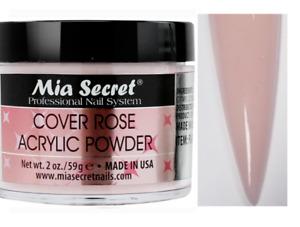 MIA SECRET COVER ROSE ACRYLIC POWDER 2OZ
