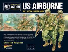 28mm Warlord Games US Airborne Starter Army BNIB, WWII Bolt Action BNIB