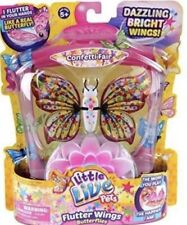 Little Live Pets Electronic Flutter Wings Butterfly Confetti Fair Childrens Toy