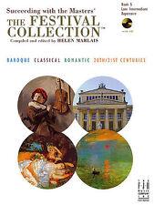 El Festival Colección aprender a jugar Purcell machavariani música de piano Libro 5