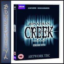 JONATHAN CREEK - COMPLETE SERIES SEASON 5  ***BRAND NEW DVD ****