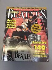 Return of The Beatles Gold Collectors Series Magazine February 1996