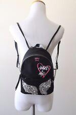Victoria's Secret moderno show Pequeño City mochila 3900 13 H7r OS negro