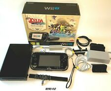 Console Nintendo Wii U - Premium Pack Zelda - Complet - RARE