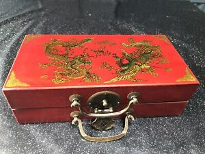 Vintage Chinese Teracotta Army Chess Set