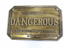 Antique Decorative Signs/Plaques