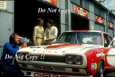 Klaus Ludwig Ford Capri RS 2600 ETCC Nurburgring 6 Hours 1973 Photograph 1