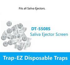Dental Disposable Evacuation Traps 5508 144box Saliva Ejectors Trap Filters