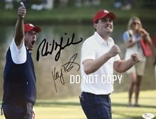 Phil Mickelson / Keegan Bradley Ryder Cup 11x14 PHOTO JSA Certified COA