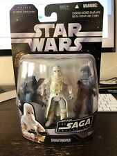Star Wars The Saga Collection SNOWTROOPER 011 Battle Of Hoth Figure - NEW