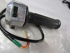 Suzuki TC185 nos throttle assy 1976 1977   57100-28620