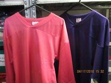 Ice Hockey Training Jersey, Shirt, Top, Sports Jerseys Pink and Purple All sizes