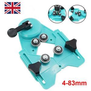 Diamond Holesaw Locator Hole Saw Drill Bit Cutter For Tile Glass Marble Guide UK