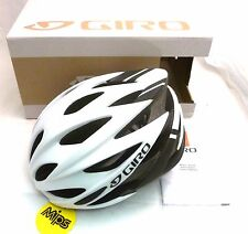 Giro Savant MIPS Cycling Helmet Matte White Black Size Medium
