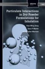 Particulate Interactions in Dry Powder Formulations for Inhalation by Xian...