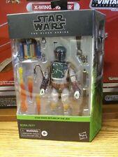 Star Wars Black Series Boba Fett Hasbro 2021 6 Inch Action Figure