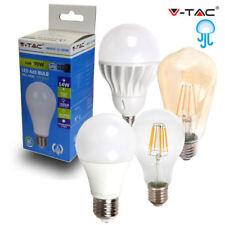 Lampada Lampadina E27 Bulb LED V-tac VTAC 15w Luce calda 2700k