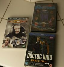4 x Doctor Who Video DVD  (N6752)
