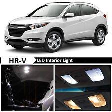 12x White Interior Map LED Lights Bulb Package Kit Fits Honda HRV HR-V2016-2018