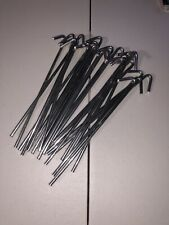 """Aluminum Tie Wire for Chain Link Fence,  8.25"""" x 6 gauge  NEW  (Set of 100 Ties)"""