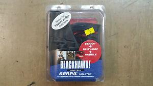 *NEW* Blackhawk Carbon Fiber SERPA Holster Taurus Judge Right Hand Airsoft