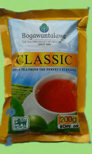 Ceylon Tea 200g Sri Lanka Bogawantalawa Estate Pure Loose Leaf Black Tea