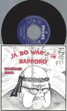 """7"""" Wachauer Buam– Ja, So War's In Sapporo"""
