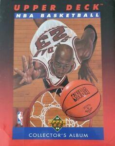 Cartes basket NBA Upper-Deck 93/94 Fr au choix