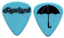 SUGARLAND Guitar Pick : 2009 Tour - umbrella blue black ernie ball Jennifer