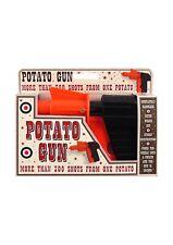 144 Spud Gun Cowboy Sheriff Pistol Toy Boys Kids Fun Wholesale Job Lot Bulk Buy