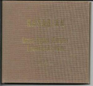 Kasabian : West Ryder Pauper Lunatic Asylum CD Deluxe Album with DVD 2 discs