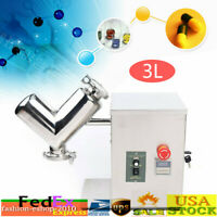 Blending Machine Blender 3L For Food & Industries Lab VH-2 Stainless steel TOP