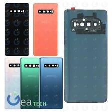 Samsung Back Cover + Camera Frame per Galaxy S10 SM-G973F Scocca Copribatteria