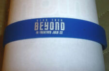 NEW Exclusive Star Trek Beyond Movie Swag Robber WristBand Bracelet Sport Bangle