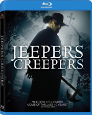 JEEPERS CREEPERS BLU-RAY |  JUSTIN LONG | GINA PHILIPS | HORROR | SUPERNATURAL