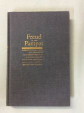 Freaud in the Pamas: The Emerg &Dev of Psych Cult in Argentina -Plotkin(Hc)-Good
