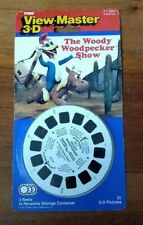 Fisher-Price 3D ViewMaster Reels The Woody Woodpecker Show #1011 NEW in Package