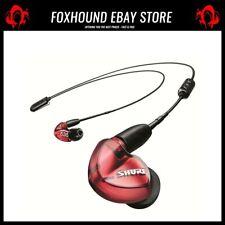 SHURE SE535 EARPHONE RED W UNI RMCE BT2 - SE535LTD+BT2-EFS