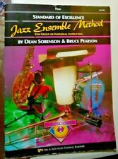Standard of Excellence, Jazz Ensemble Method, Flute, with Cd, Sorenson Pearson