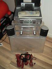Universum Anlage Dolby Surround 5.1 Radio,Verstärker,Kasettenspieler,VTC-CD 4005