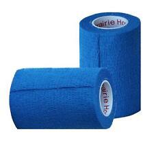 "Vetrap Tape Wrap Self Adhering Stick Grip Rolls Stretch Power 4"" inch 12 Pack"