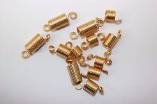 9PC  Hair Coil Dreadlocks Braiding Beads (Spring Braid)