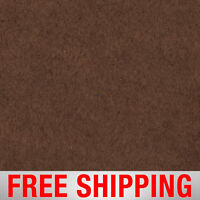 """Brown Solid Fleece Fabric - 60"""" Wide - Style# PTS04 - Free Shipping"""