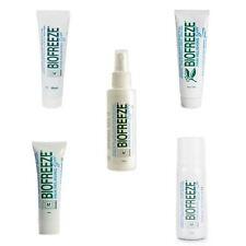 Biofreeze | Pain Relief Tube Gel Roll On Spray | Full Range