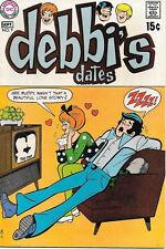 Debbi's Dates Comic Book #9, DC Comics 1970 VERY FINE-